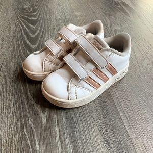 Adidas Toddler Baseline Sneakers